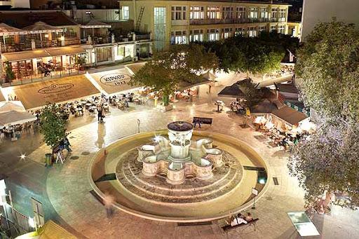 Löwenplatz - Morossini Brunnen